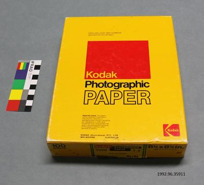 Box: Kodak Photographic Paper