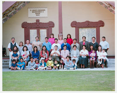 Negative: Pritchard Family Reunion