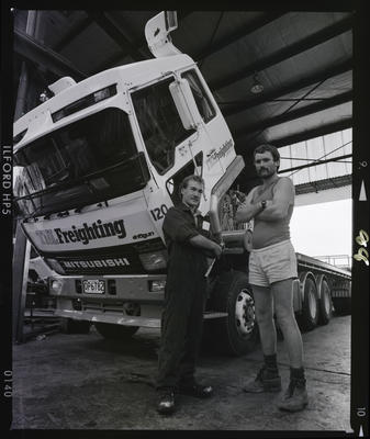 Negative: GGH Men With Truck