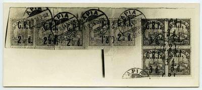 Photograph: Samoan Stamps
