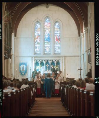 Negative: Thomas-Pyne Wedding