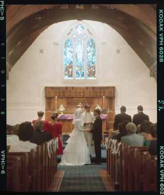 Negative: Pearce-Dobson Wedding