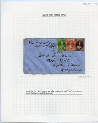Page: Stamp Album