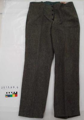 Trousers: Tweed