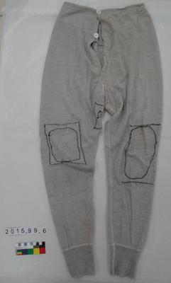 Long Johns: Grey