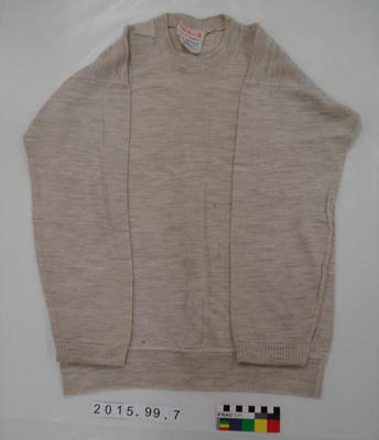 Thermal Undershirt: Wool