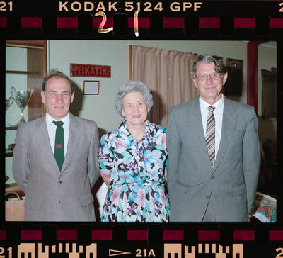 Negative: Grey Family Reunion