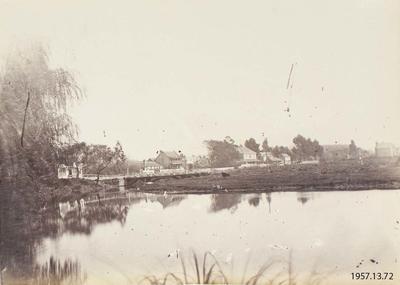 Photograph: Avon River Christchurch