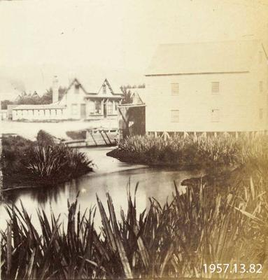 Photograph: Inwood's Mill