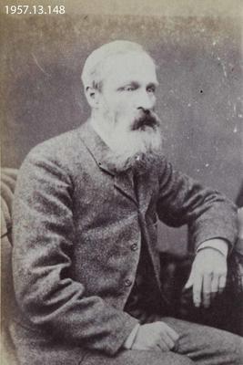 Photograph: Portrait of a Man