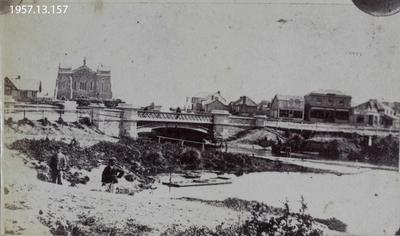 Photograph: Bridge and River
