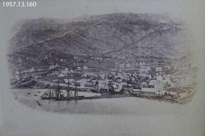 Photograph: Image of Lyttelton 1852