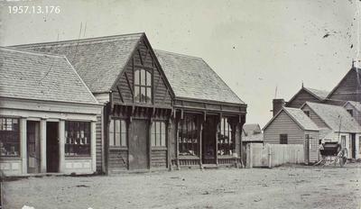 Photograph: Colombo Street, Christchurch