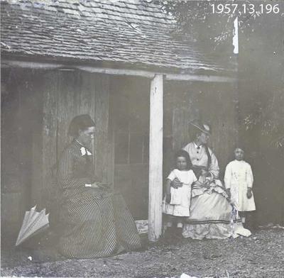 Photograph: Lady Tancred, Raukapuka