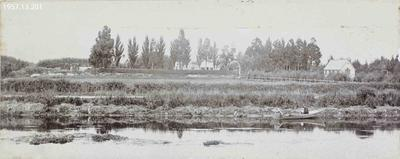 Photograph: Cemetery Christchurch