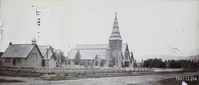 Photograph: Old Saint Luke's Church, Christchurch