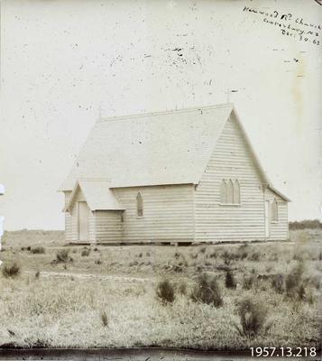 Photograph: Harewood Road Church 1863