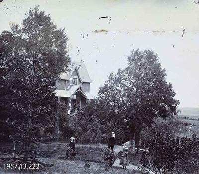 Photograph: Mount Peel
