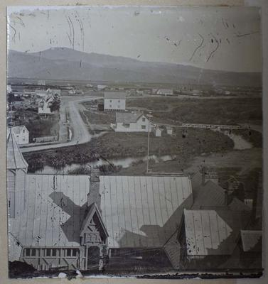 Photograph: Christchurch 1860