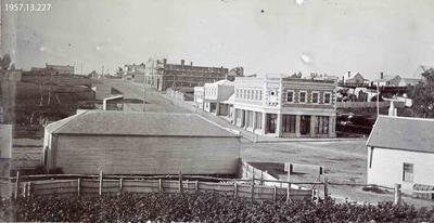 Photograph: Timaru 1870