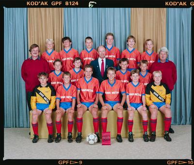 Negative: Canterbury U14 Selection Soccer 1990