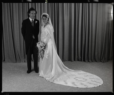 Negative: Mary O'Conner And Groom
