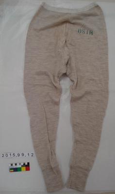 Long Johns: Wool