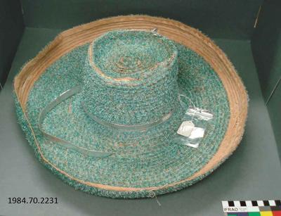 Hat: Beach Sombrero
