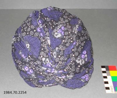 Hat: Fuzzy Turban