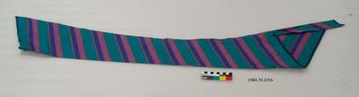 Cravat: Striped