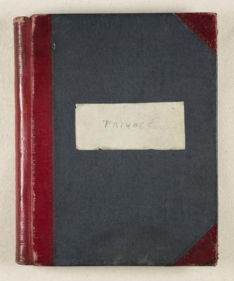 Diary: Harry Pennell, 1909-13