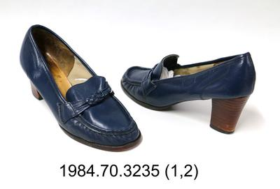 Shoes: High Heel Loafers