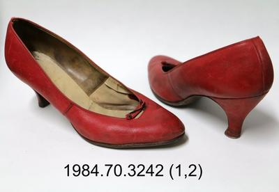 Shoes: Red Court