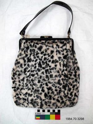 Purse: Leopard Spot