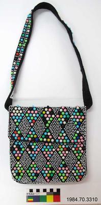 Purse: Multi Coloured Beads