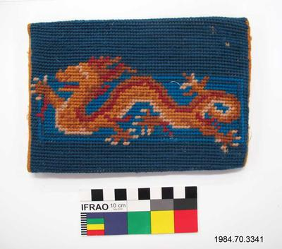 Purse: Tapestry Dragon