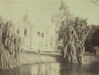 Photograph: Government Buildings, Christchurch