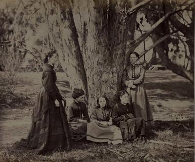 Photograph: Group; 17 Sep 1870; 1958.81.63
