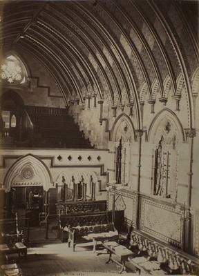 Photograph: Provincial Council Chamber