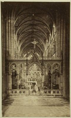 Photograph: Worcester Cathedral