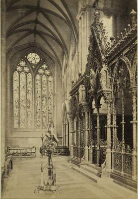 Photograph: Hereford Cathedral