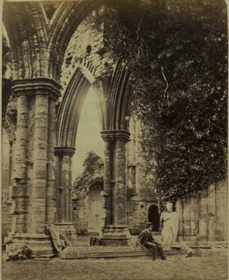 Photograph: Tintern Abbey