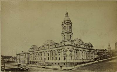 Photograph: Town Hall