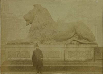 Photograph: Trafalgar Square