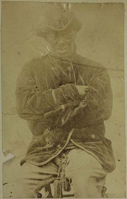 Photograph: Zulu Chief