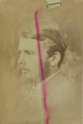 Photograph: Richard Alfred Barker; 1864; 1957.13.253