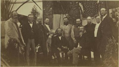 Photograph: Group; 1957.13.312