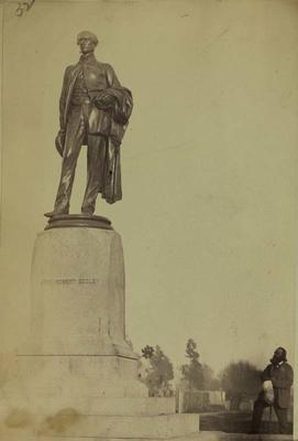 Photograph: John Robert Godley Statue