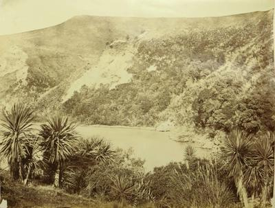 Photograph: Gorge of Rakaia