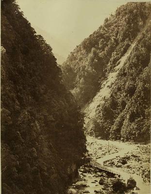 Photograph: Otira Gorge